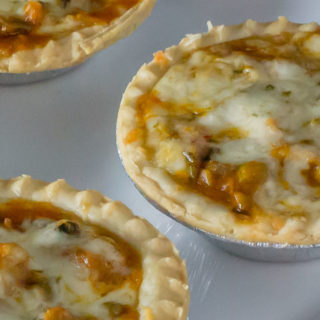 Crawfish Etouffee Pies