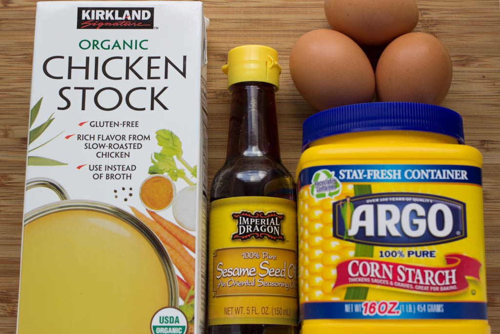 Egg Drop Soup ingredients