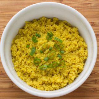 Yellow Quinoa