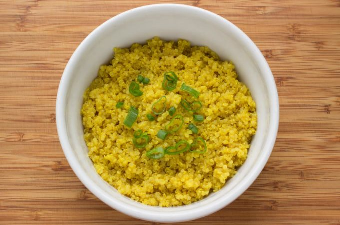 Yellow Quinoa