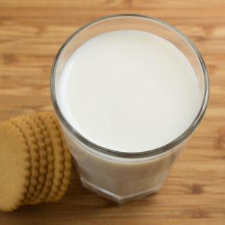 Homemade Vanilla Milk