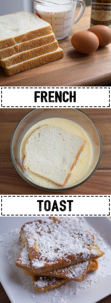 Classic French Toast just how your grandmother made it!