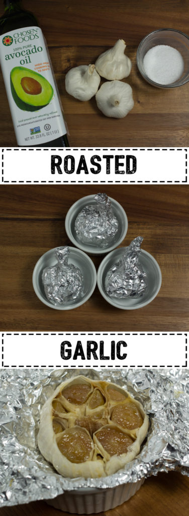 It doesn't take much to transform ordinary garlic to the golden goodness that is roasted garlic. Some oil, foil, and some heat are really all you need.