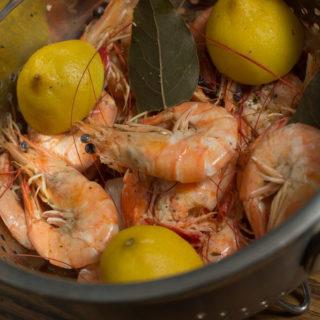 Perfectly Boil Shrimp