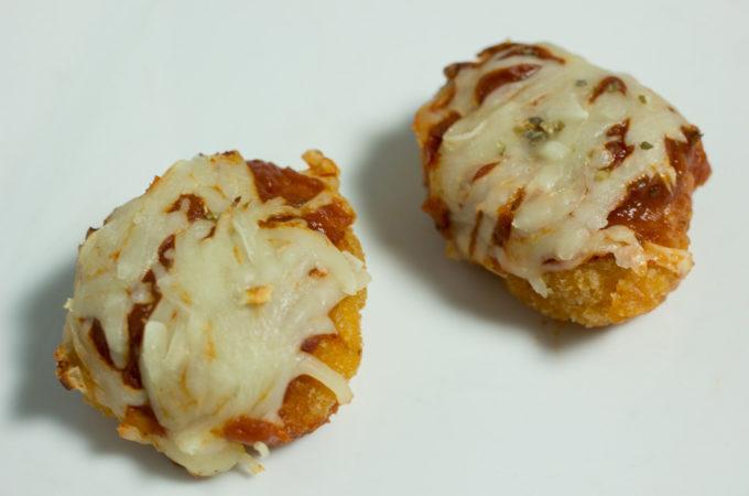 Chicken Nugget Parmesan