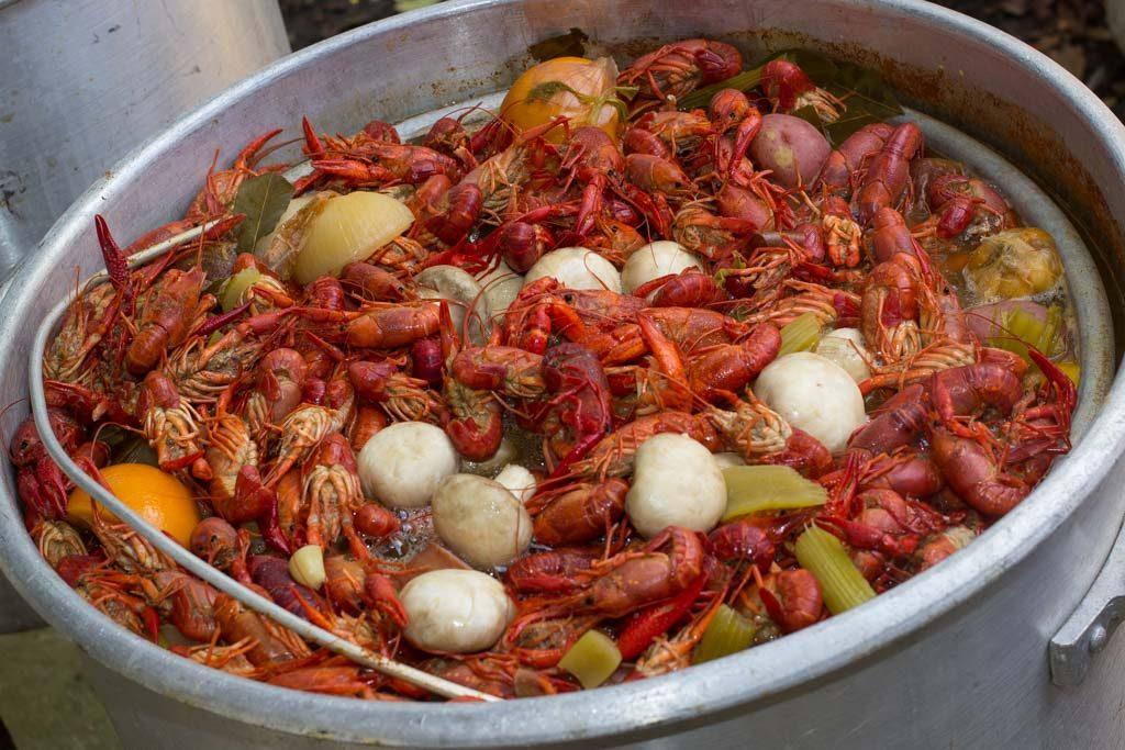 Louisiana Boiled Crawfish Beardtastic Recipes